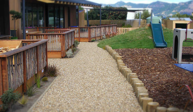 Compass Playgrounds Balustrades